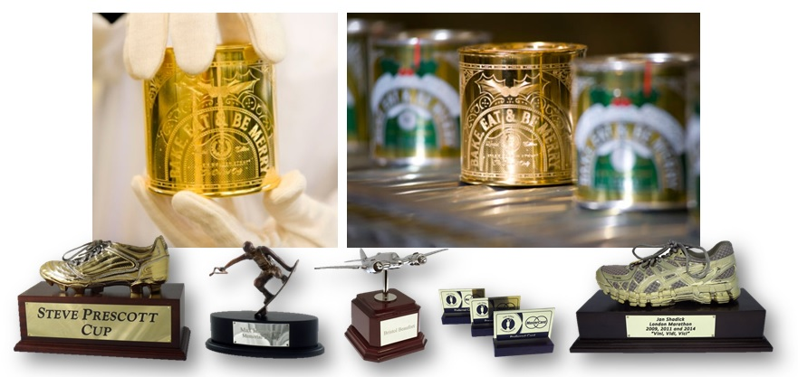 Bespoke and Custom Made Awards