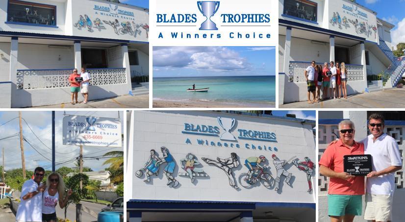 Blades Trophies blog