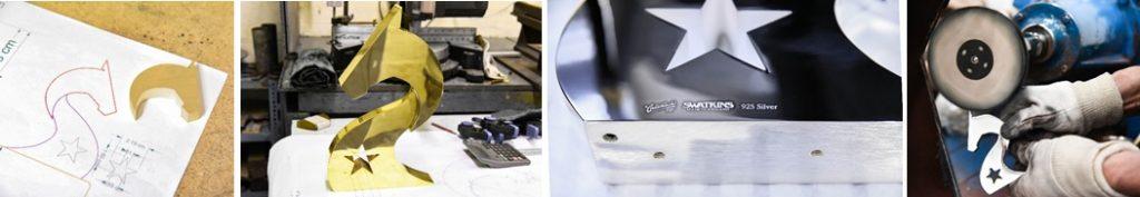Manufacturing the ASM Awards