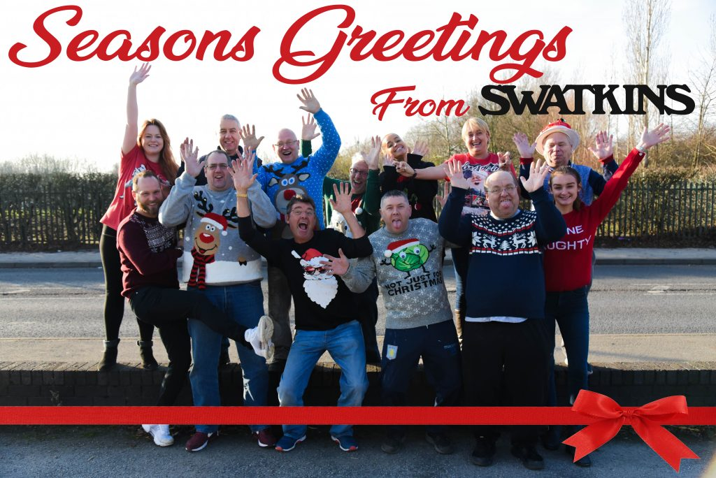 Seasons Greetings from Swatkins 2018